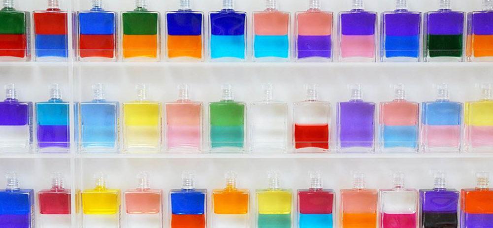 色が教えてくれるメッセージ。オーラソーマの魅力と体験談。