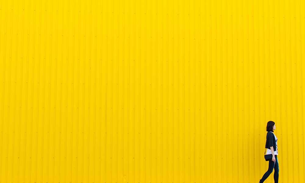 黄色のオーラを持つ人の特徴