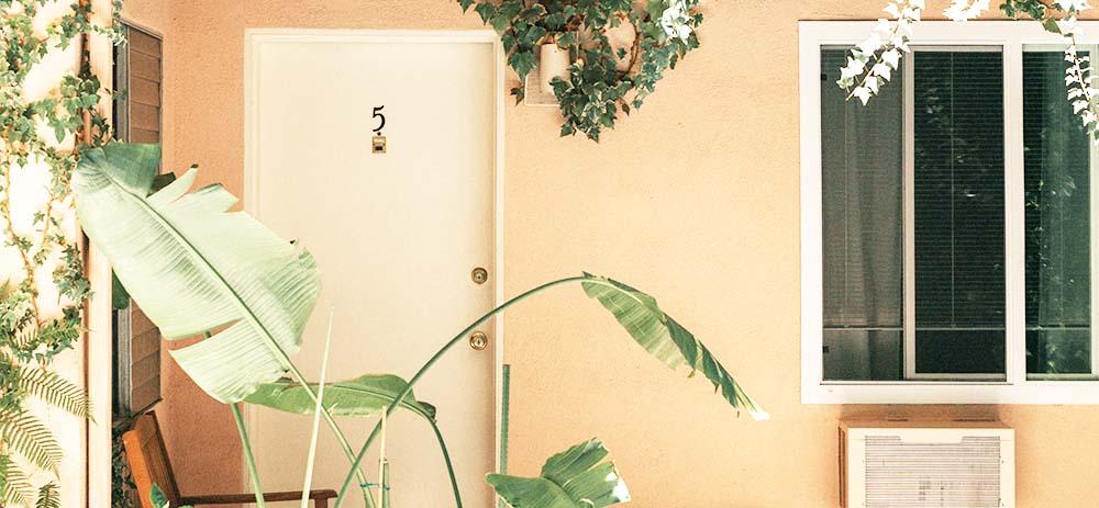 金運アップ!風水・玄関インテリア。マット、鏡、観葉植物を置く方角と効果とは。
