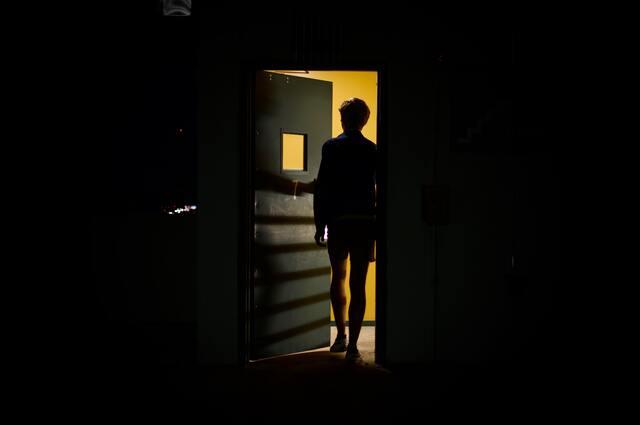 ドア・扉を開ける夢